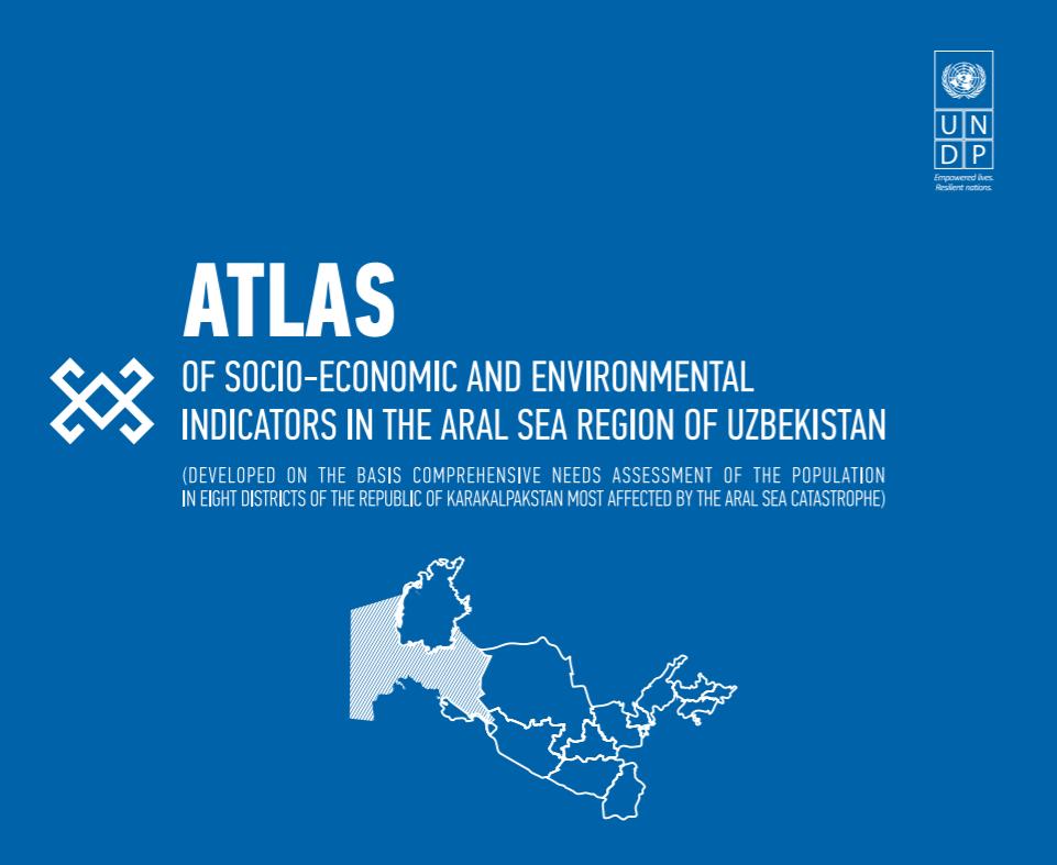 Атлас социально-экономических и экологических показателей Приаралья