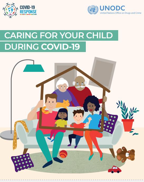Забота о Вашем ребёнке в период COVID-19