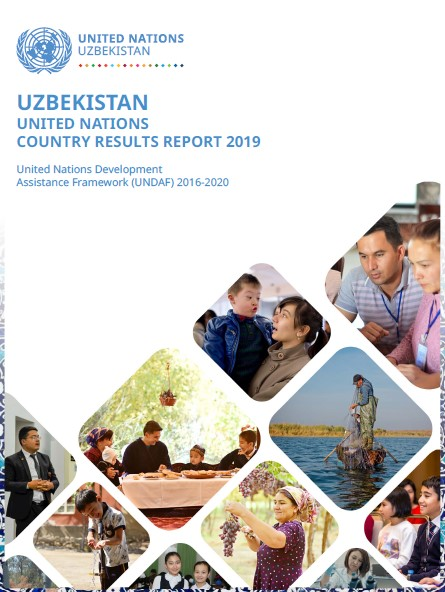 Uzbekistan United Nations Country Results Report 2019
