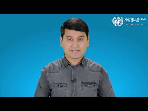 Launch of Decade of Action to Achieve the Sustainable Development Goals in Uzbekistan