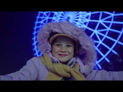 Двадцать одно культурное и историческое здание по всему Узбекистану освещается синим в символическом знаке защиты прав ребенка во Всемирный день защиты детей.